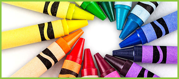 colorful-crayons