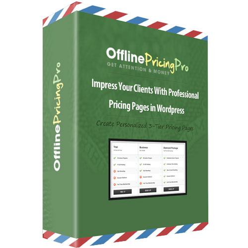 Offline Pricing Pro
