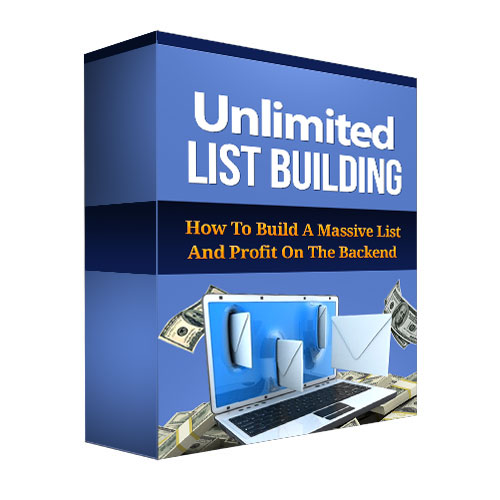 Unlimited List Building