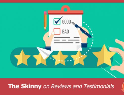 The Skinny on Reviews and Testimonials