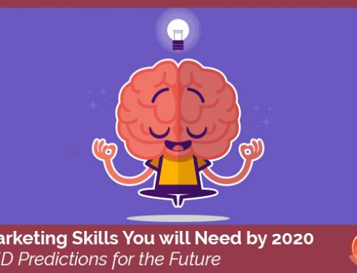 7 Marketing Skills You'll Need by 2020