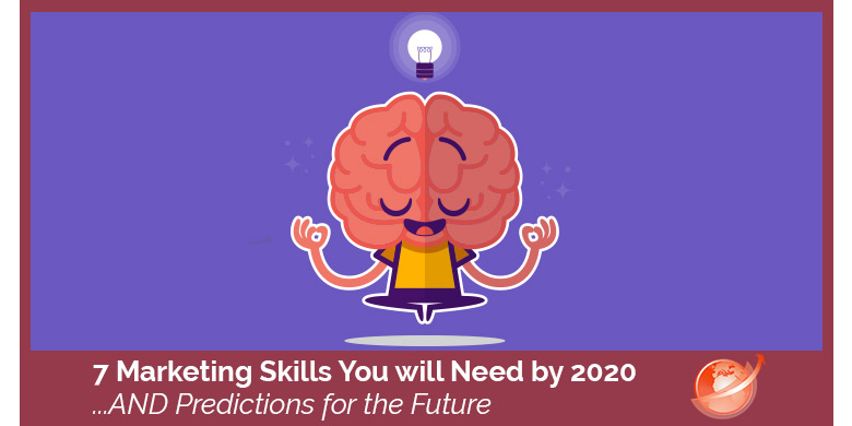 marketing skills for the future