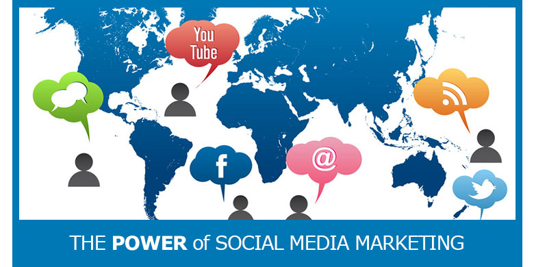 how to power social media