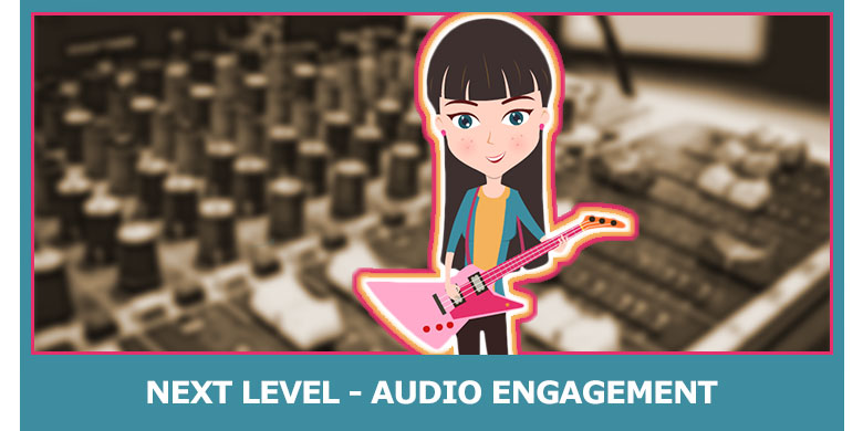 audio engagement