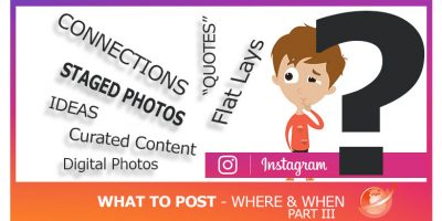 Instagram - What to post