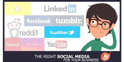 The right social media for your business
