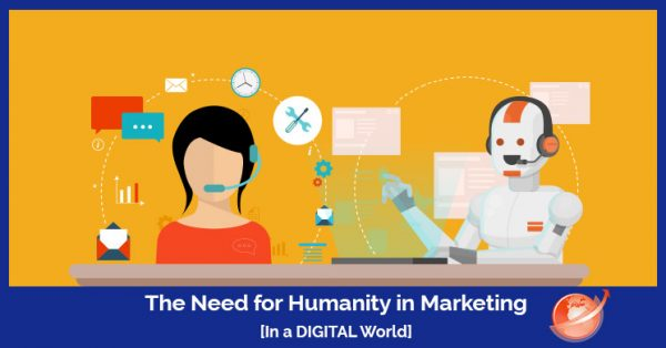 humanity in marketing