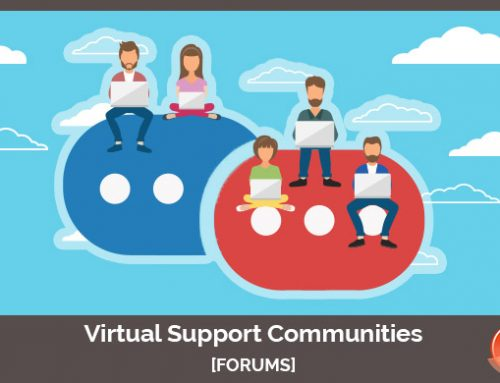 Virtual Support Communities (FORUMS!)