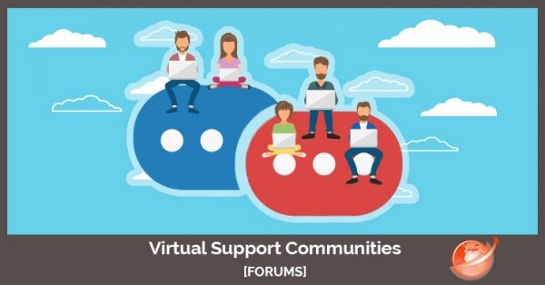 virtual support communities