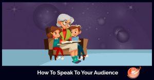 speak-to-your-audience