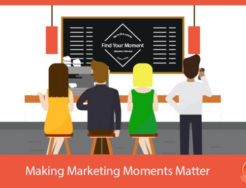 Find Your Marketing Moment!