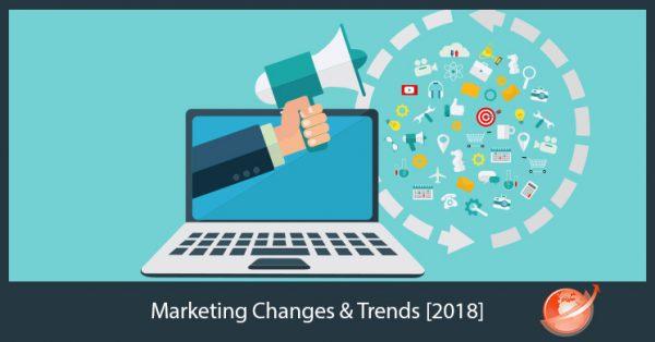 Marketing trends 2018