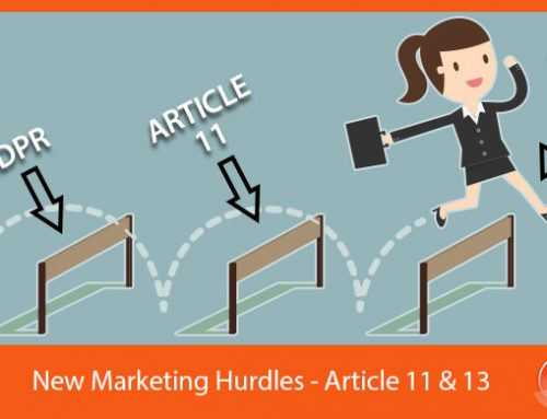 New Marketing Hurdles – Articles 11 & 13