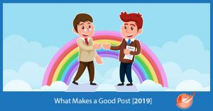 Good Posts for 2019