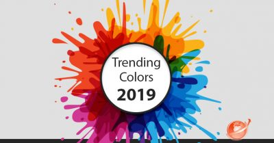 Trending Colors 2019