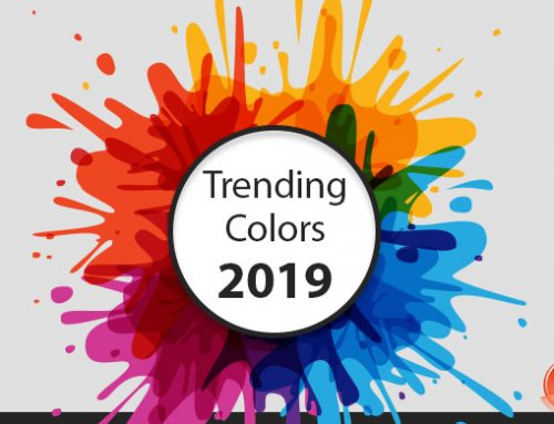 Trending Colors For 2019