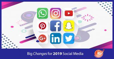 social media changes 2019