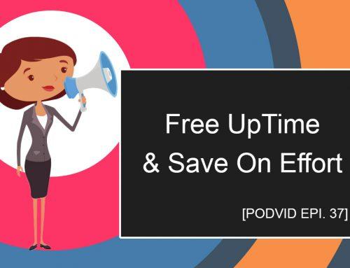 Free Up Time & Save On Effort