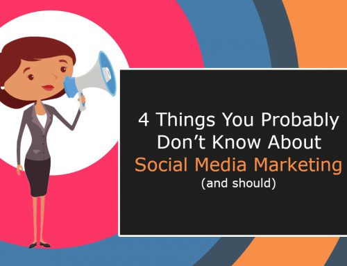 4 Things You Probably Didn't Know About in Social Media Marketing (and should)